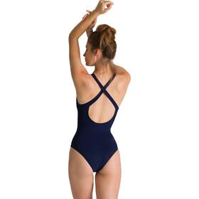 arena Masami Embrace Back Traje Baño Una Pieza Mujer, azul